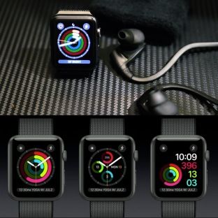 Apple Watch Sports mode for fitness
