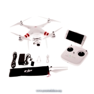 DJI Phantom 3 Standard Accessories and controller