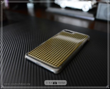 Smootch Case for iPhone 7 plus in matt black