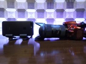 Camera Comparison of iPhone7 Plus and Nikon DSLR