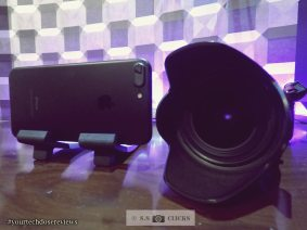 iPhone 7 Plus dual lens camera vs DSLR