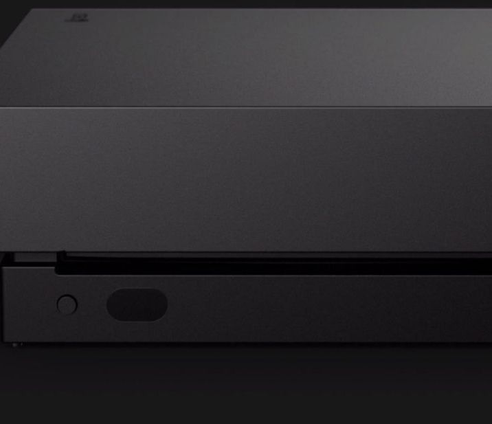 Xbox One X Bluray drive
