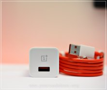 OnePlus 5 Dash Charger ad usb c cable