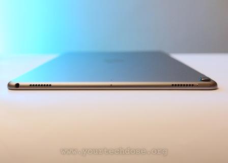 iPad Pro 10.5 Top Speakers and Head Phone Jack