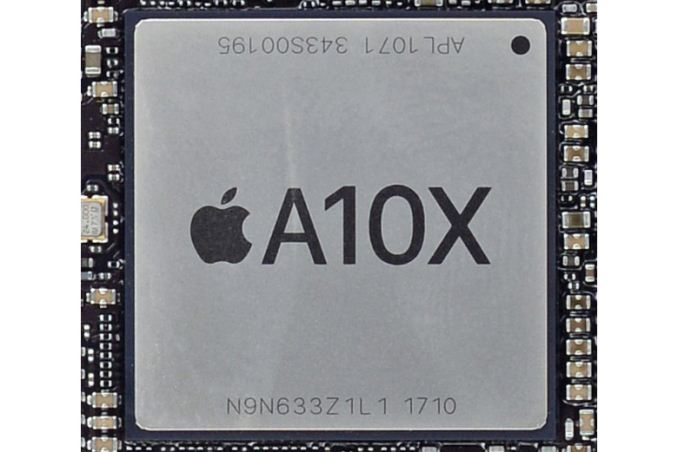 Apple TV A10X Chip