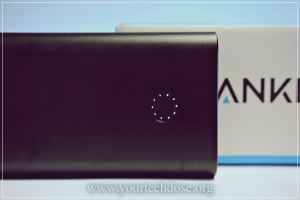 Anker Powercore LEDs