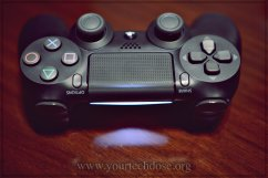 Ps4 Pro new controller