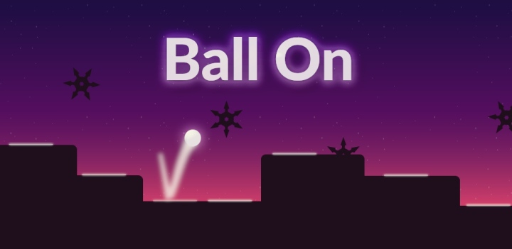Ball On Banner by BloomBig Studio