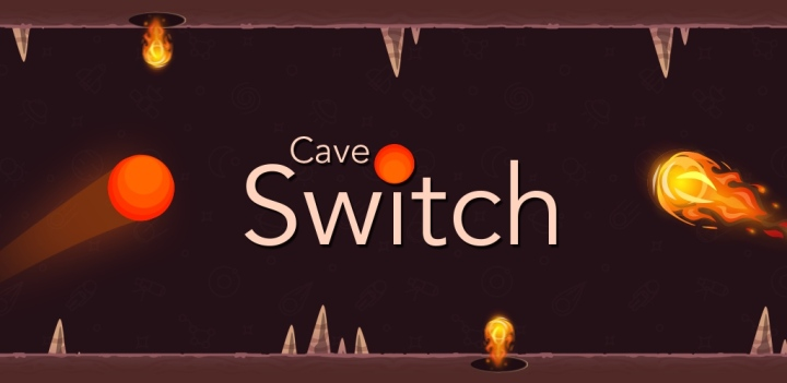 Cave Switch banner by BloomBig Studio