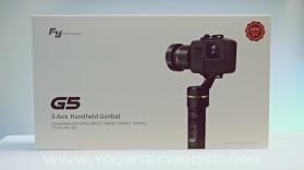 FeiyuTech G5 Gimbal box