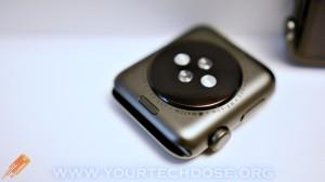 Apple Watch Series 3 GPS Back label