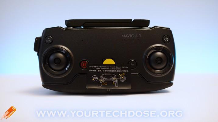 DJI Mavic Air Controller Folded